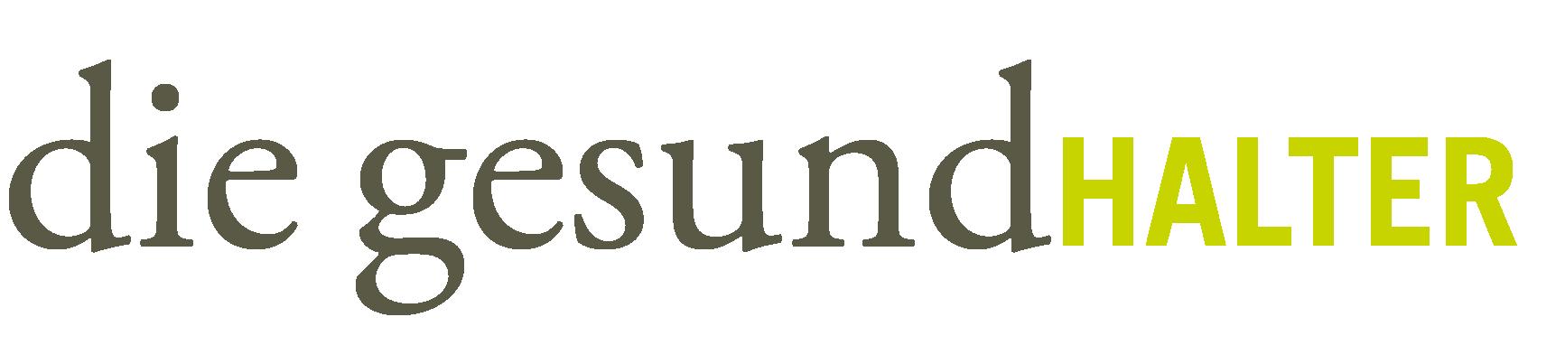 Logo der gesundHalter